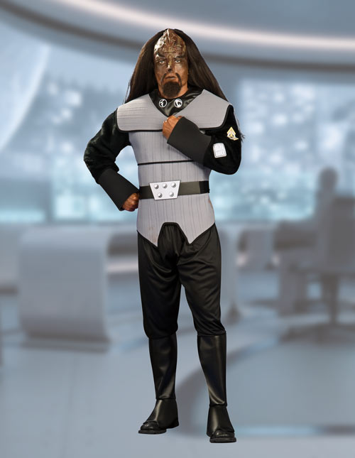 Klingon Soldier Costume
