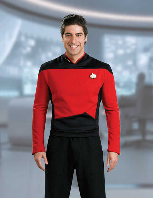 Captain Picard Costume