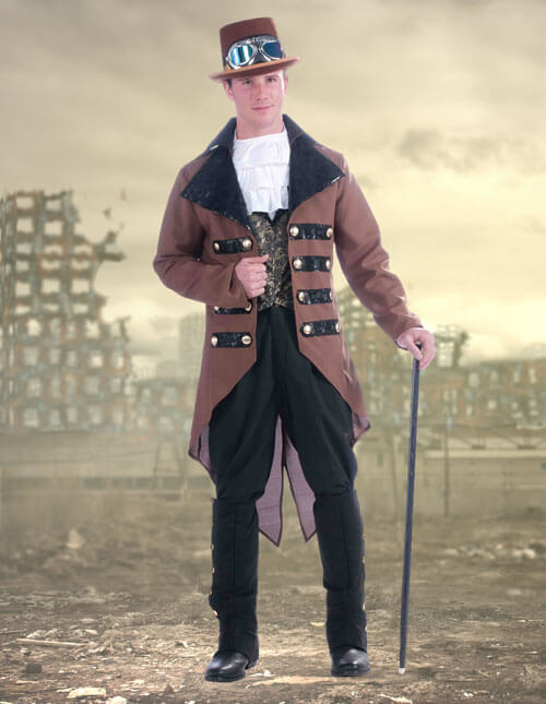 Steampunk Jack Costume