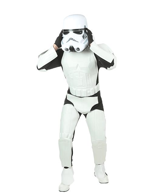 Stormtrooper Vader's Victim Pose