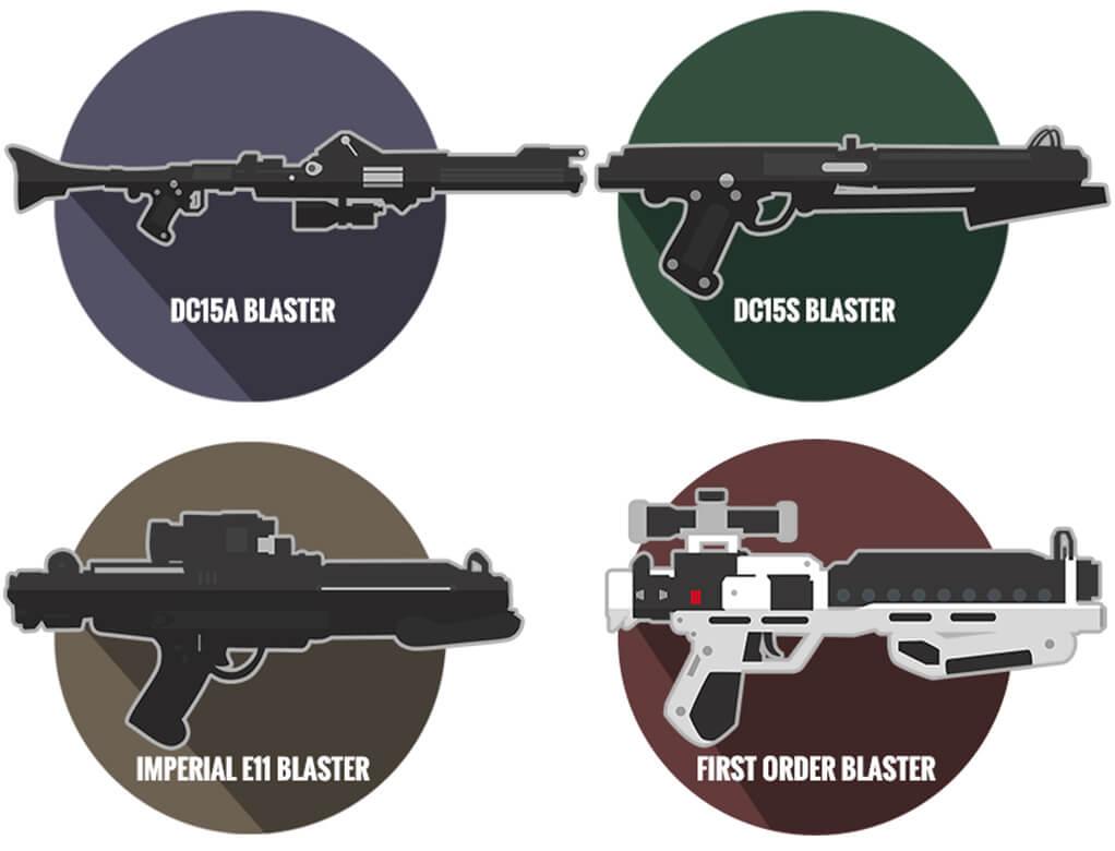 Stormtrooper Blasters