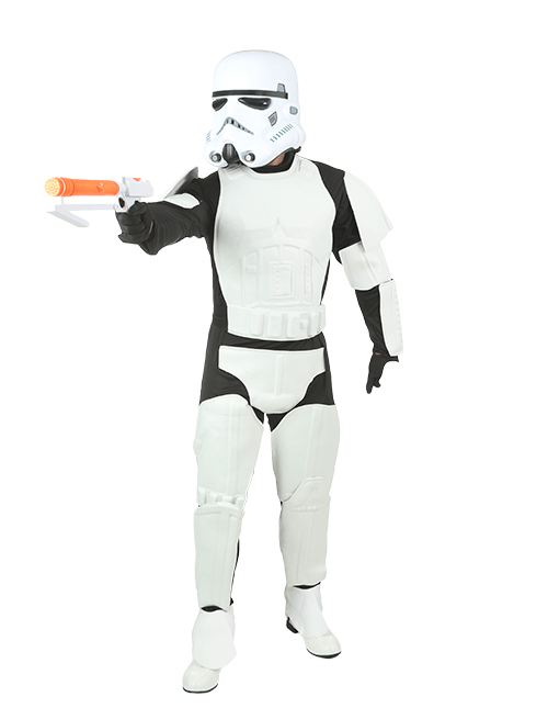 Stormtrooper Take Aim Pose