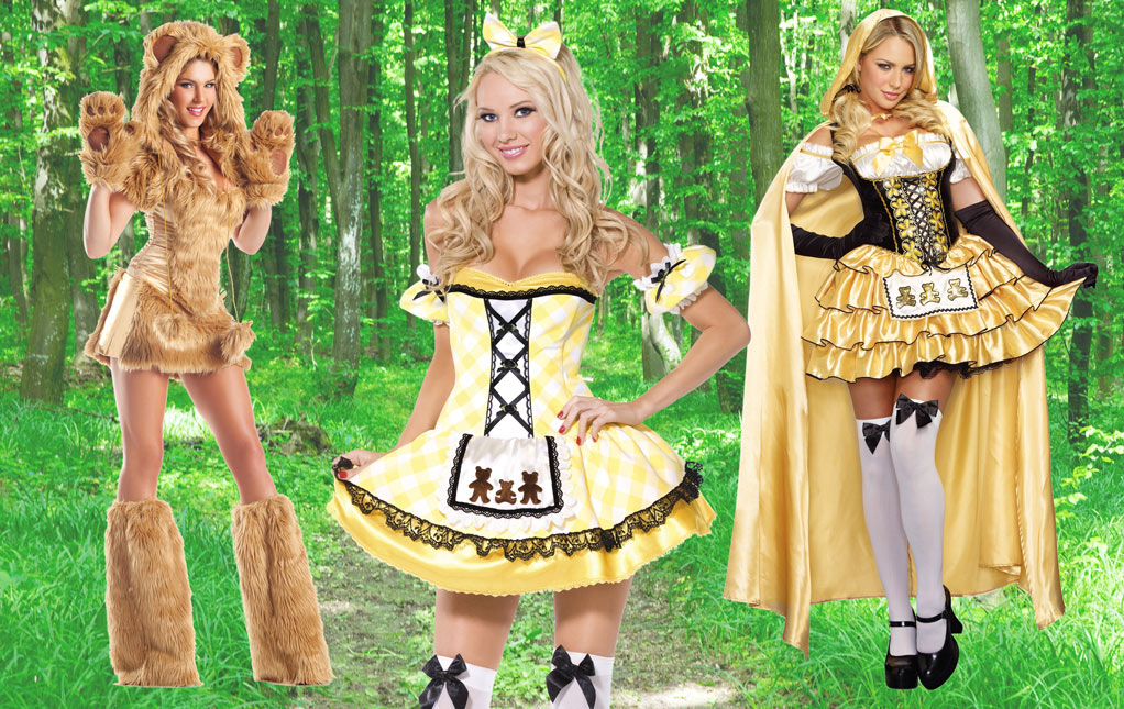 Goldilocks Costumes