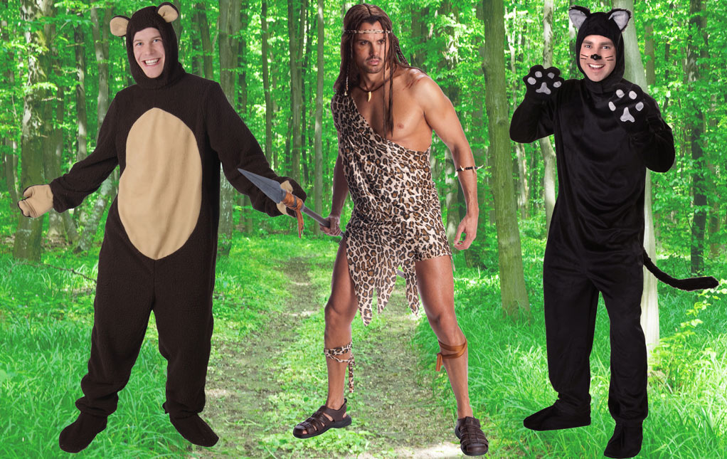 Jungle Book Costumes