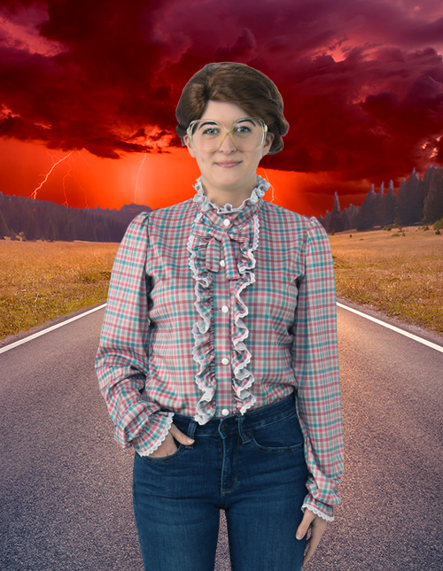 Barb Stranger Things Shirt
