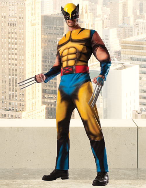 Wolverine Costume & Superhero Costumes For Halloween - Marvel and DC Costumes
