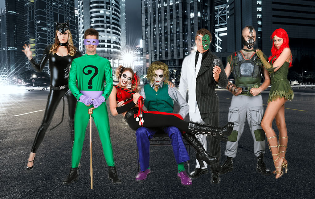 DC Villain Costumes