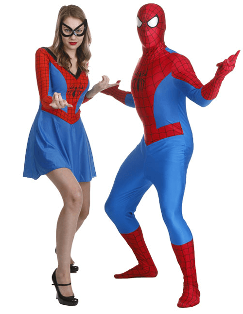 Spider Duo Pose