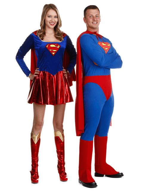 Super Duo Pose