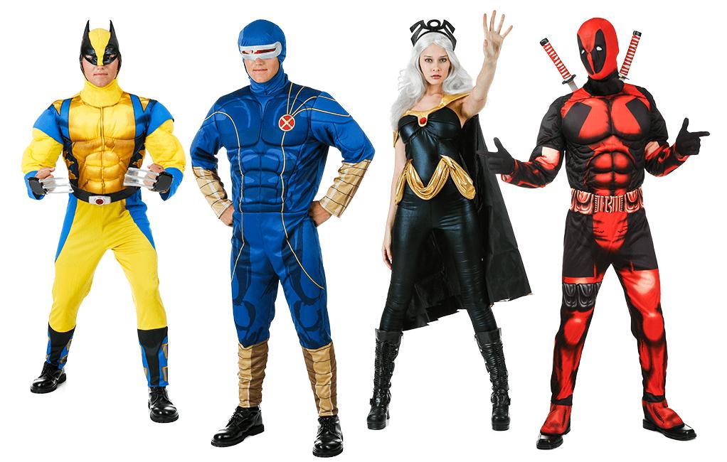 Uncanny X-Men Pose
