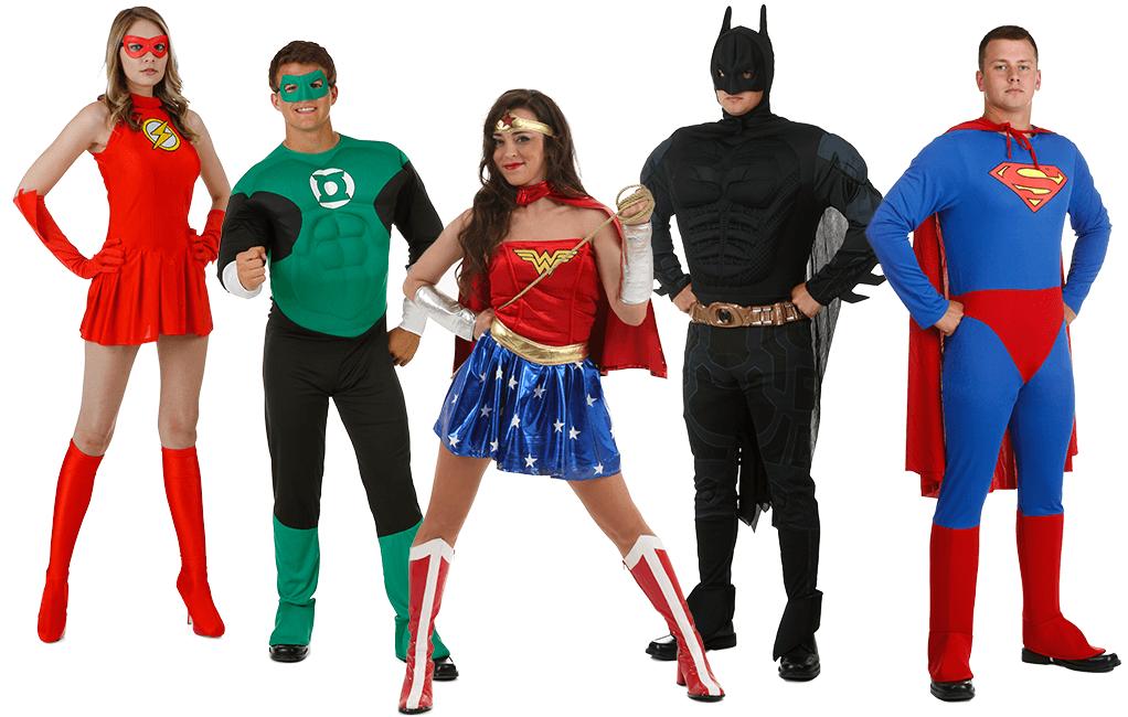 Justice League Pose