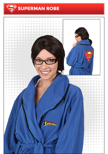 Superman Robe