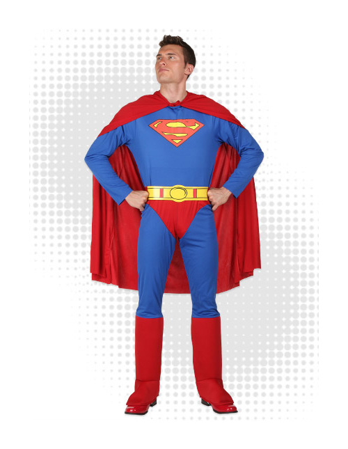 Classic Superman Costume