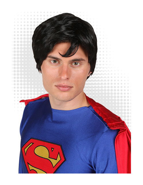 Superman Wig