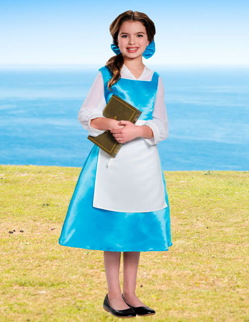 Tween Belle Costume