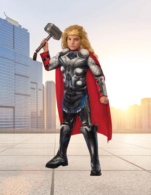 Thor Kids' Costume