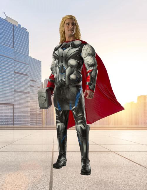 Thor Ragnarok Costume