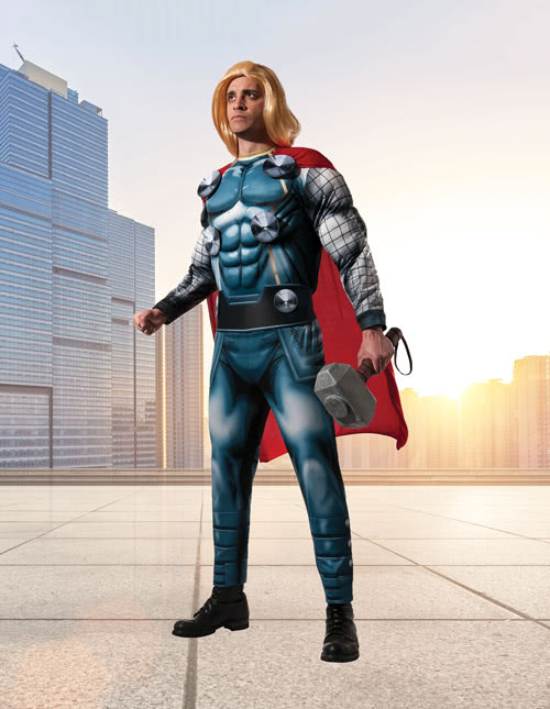3f9781fb99ec Thor Costumes For Adults & Kids