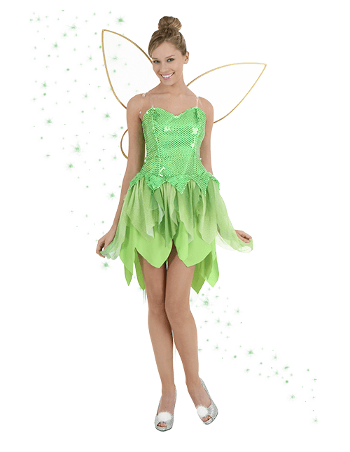 Pixie Dust Tinker Bell Costume