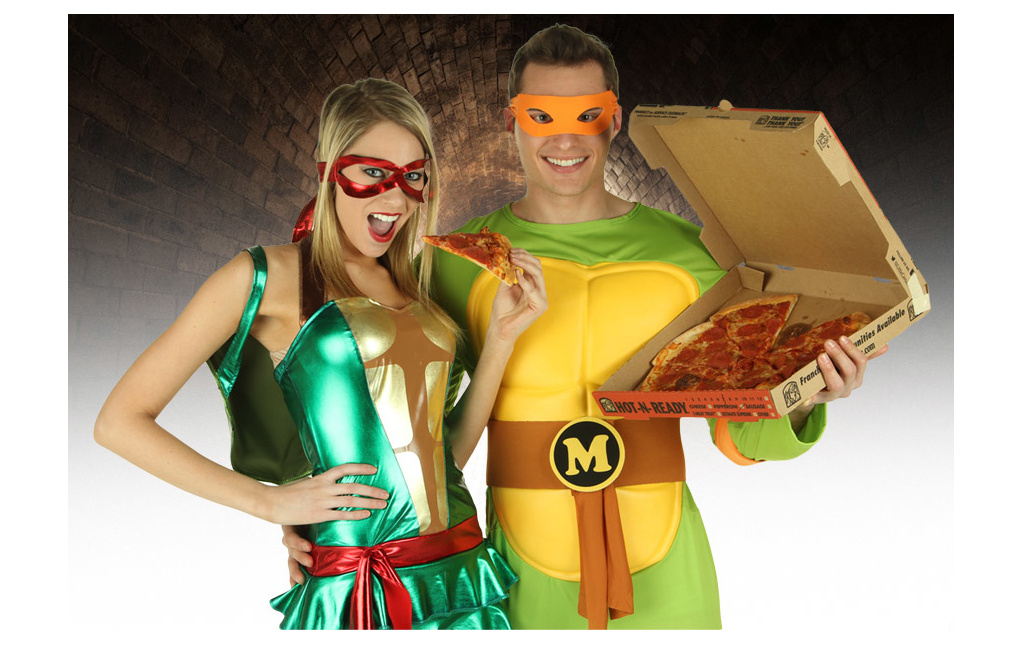 TMNT Couples Costumes