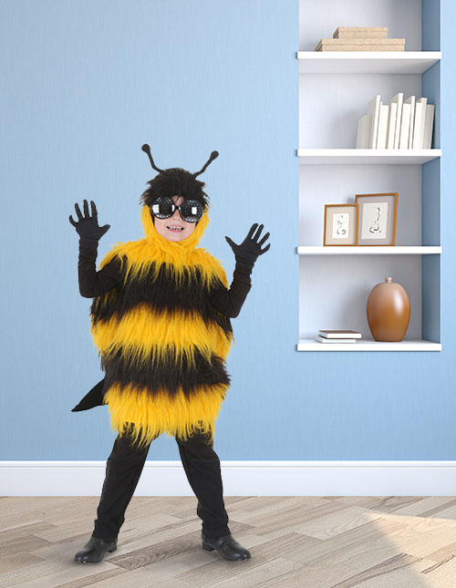 Bumble Bee Costume Toddler