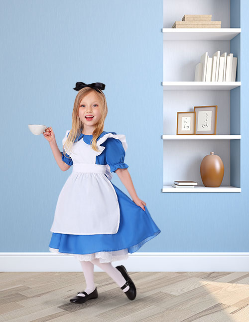 Alice in Wonderland Toddler Costume