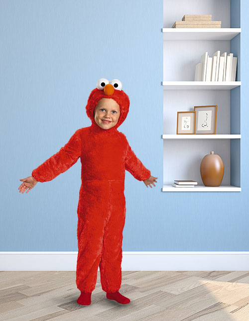 Elmo Costume Toddler