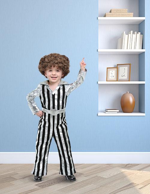 Kids Disco Costume