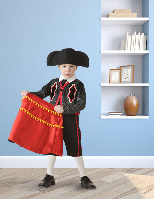Matador Costume for Toddler
