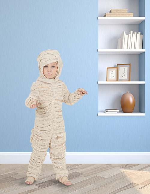 Toddler Mummy Costume