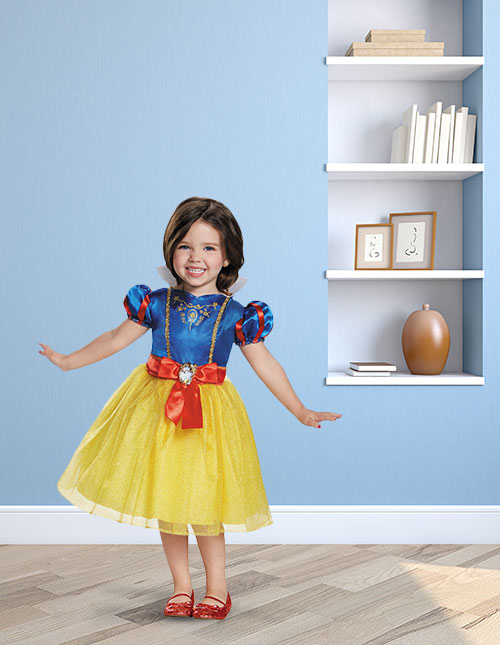 Snow White Costume Toddler