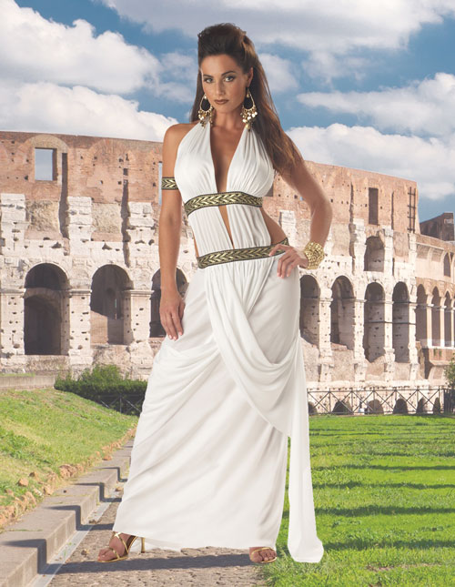 Toga Costumes u0026 Greek Dresses - HalloweenCostumes.com
