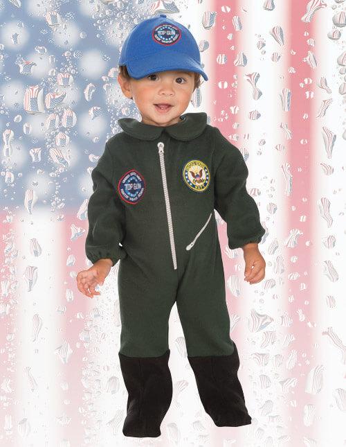 Toddler Top Gun Costume