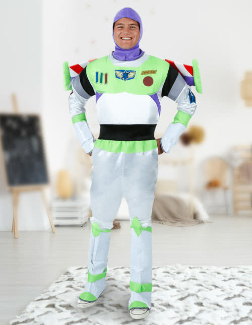 Buzz Lightyear Costume for Adult