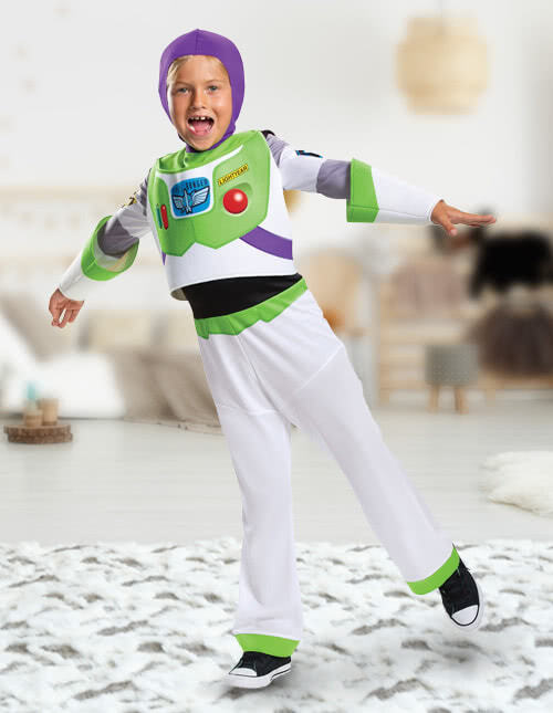 Buzz Lightyear Costume for Toddler