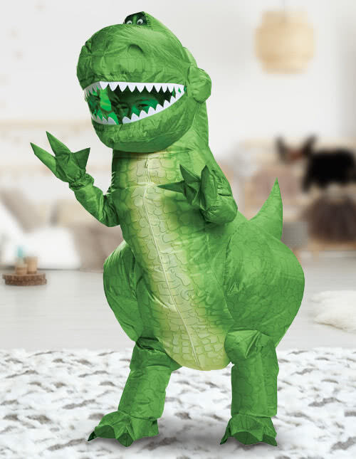 Toy Story Rex Costume