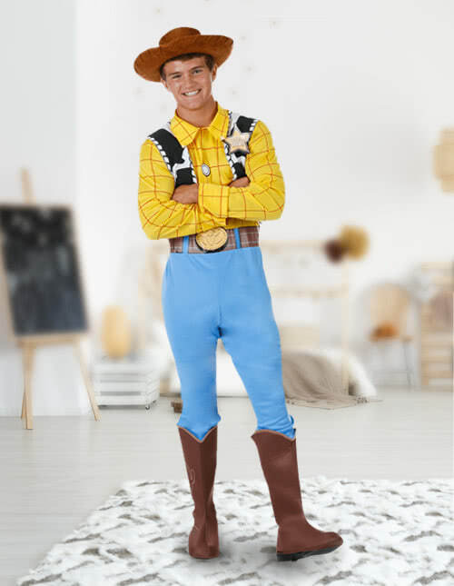 Woody Costume for Adult