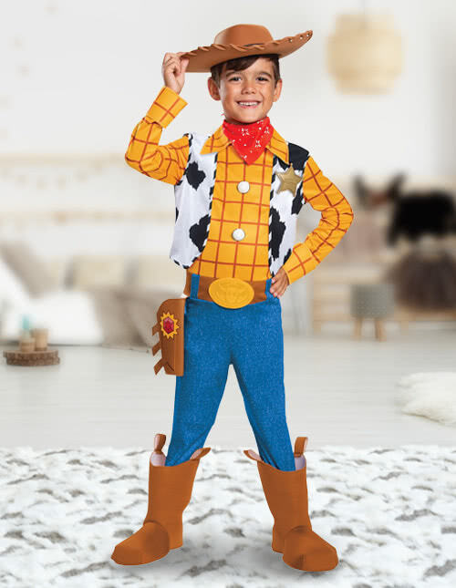 Woody Toy Story Costume