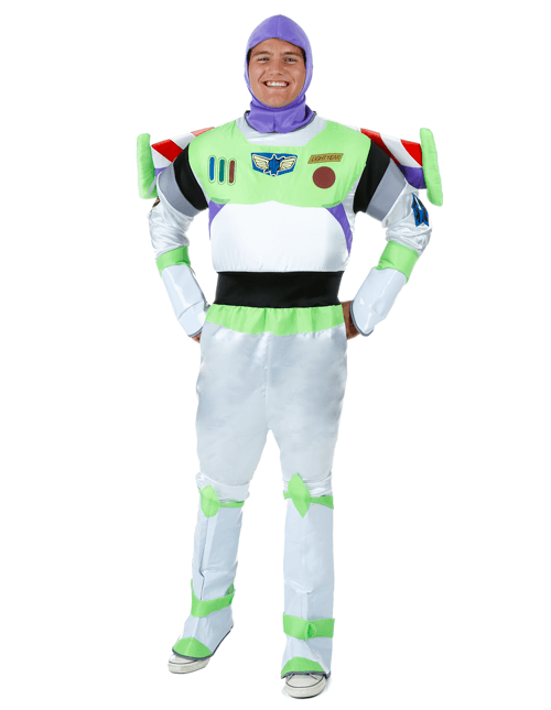 Buzz Lightyear To Infinity... Pose