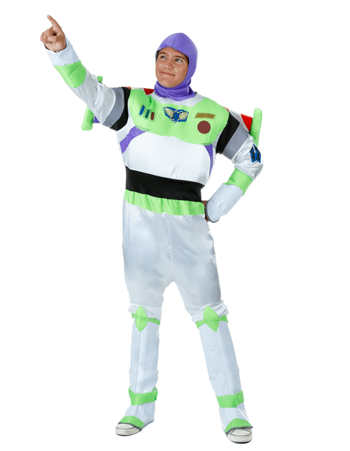 Buzz Lightyear ...and beyond! Pose