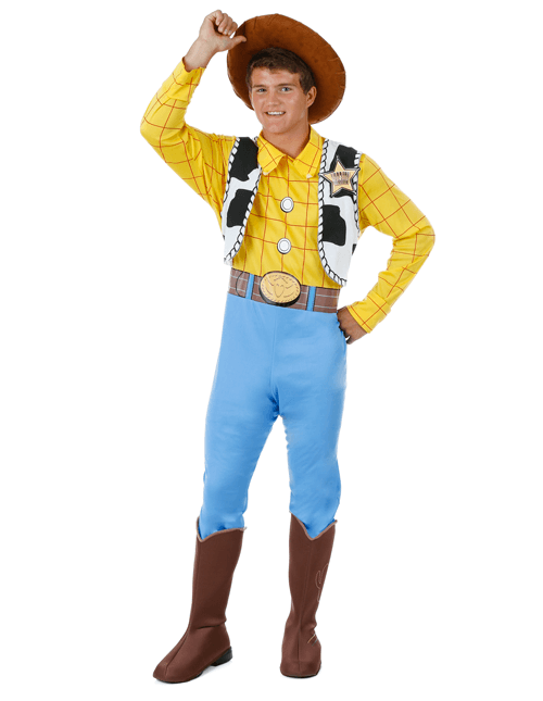 Woody There's a Snake in my Boots Pose