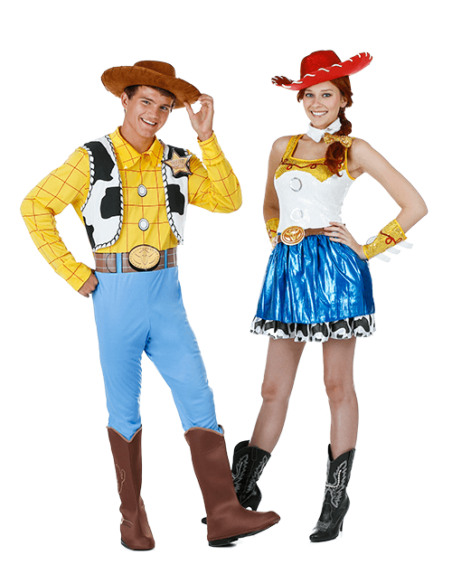 Toy Story Costumes - Adult Kids Disney Halloween Costume