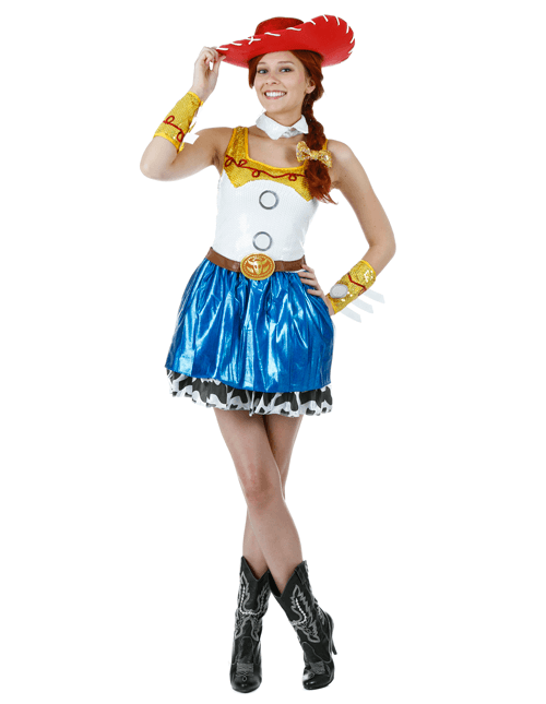 Jessie Howdy Pose  sc 1 st  Halloween Costumes & Toy Story Costumes - Adult Kids Disney Halloween Costume