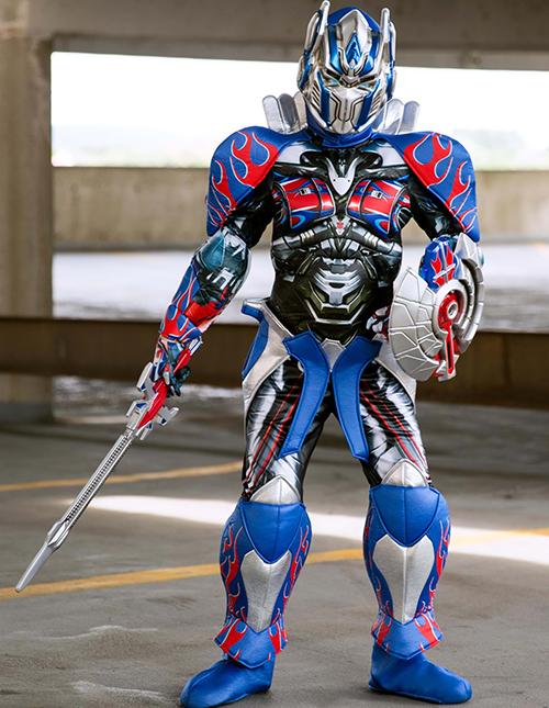 Optimus Prime Kids Costume
