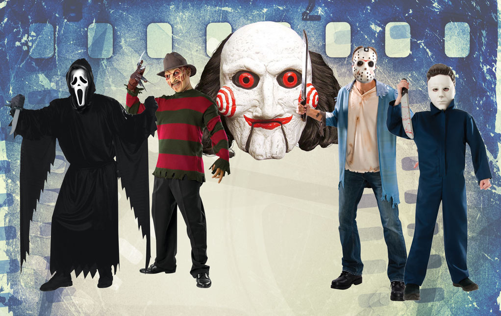 Scary Movie Costumes