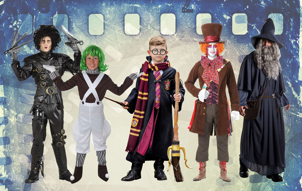 Fantasy Movie Character Costumes