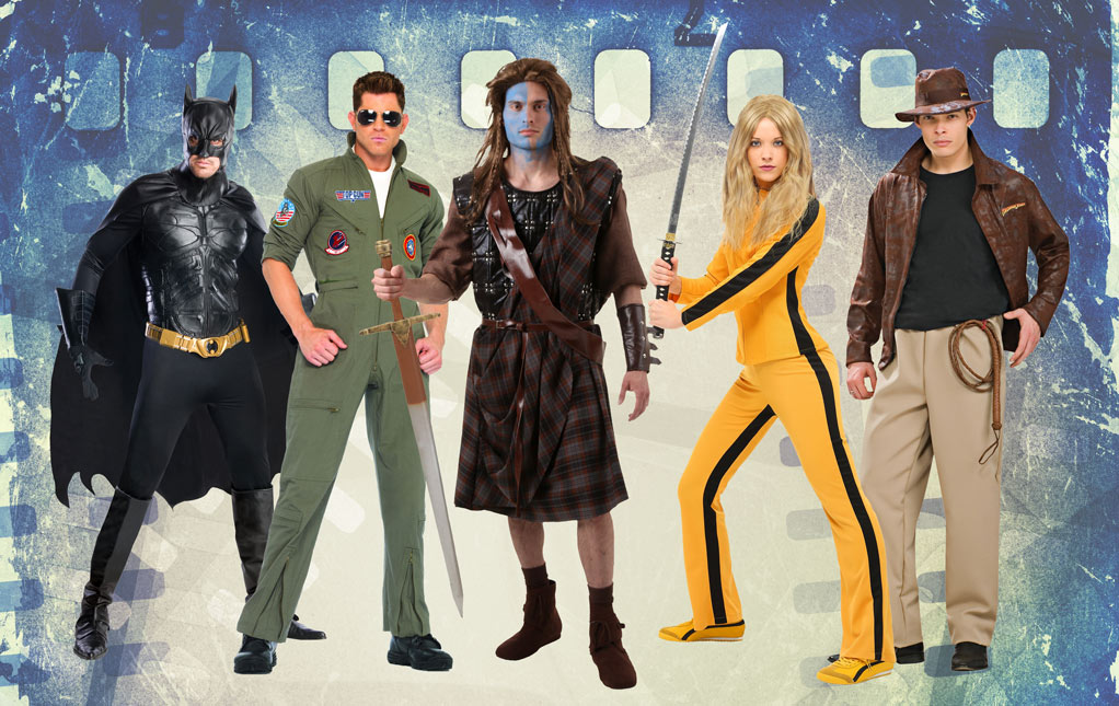 Action Movie Character Costumes