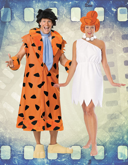 Flintstones Couples Costume