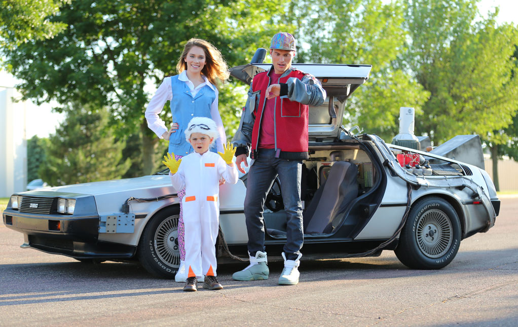 Back to the Future Costumes