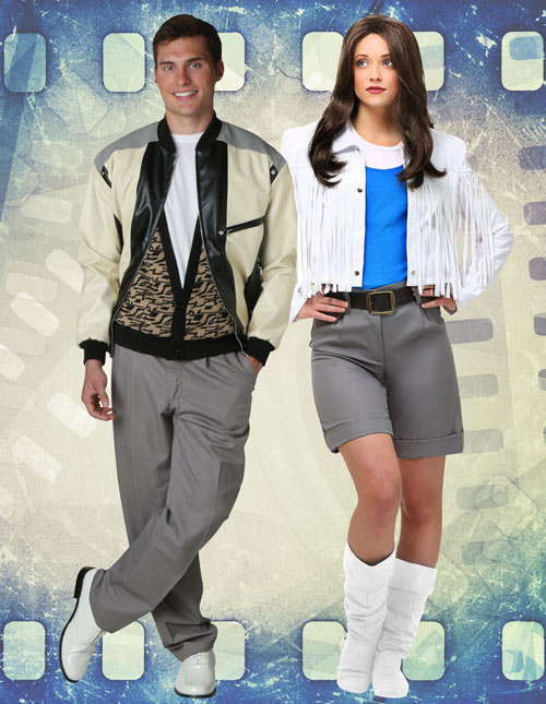 Ferris Bueller's Day Off Couples Costumes